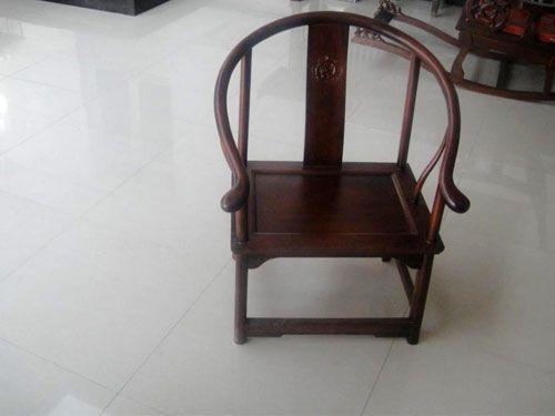 中式明清老榆木中堂圈椅价格