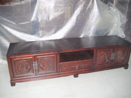 香河老榆木电视柜批发厂家