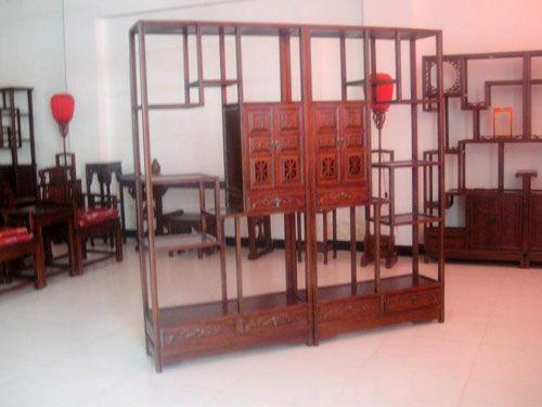 中式古典多宝阁批发价格