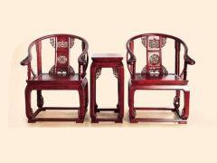 北京香河仿古榆木圈椅工厂