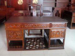北京办公桌老榆木厂家价格