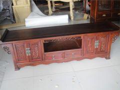 北京香河老榆木电视柜厂家直销
