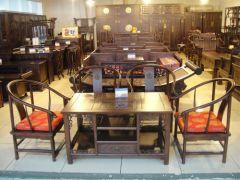 北京仿古榆木中式茶台批发厂家