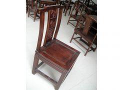 北京老榆木餐椅厂家订做