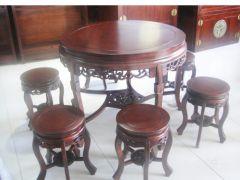 北京老榆木定做餐桌