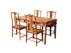 老榆木仿古餐桌椅批发价格